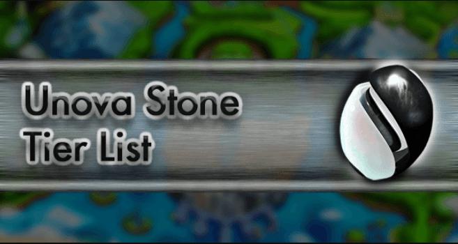 unova stone pokemon go