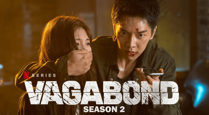 vagabond tv series