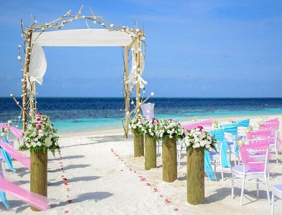 florist for a wedding