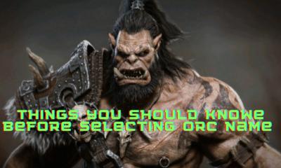 orc names